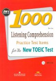 1000 Listening Comprehension Practice Test Items For The New Toeic Test (Kèm 1 CD)