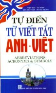 Tự Điển Từ Viết Tắt Anh - Việt