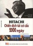 Hitachi - Chiến Dịch Tái Cơ Cấu 2000 Ngày