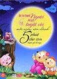 Để Trở Thành Người Mẹ Tuyệt Vời Mỗi Ngày Nên Dành 5 Phút Cho Con Trước Giờ Đi Ngủ (1 - 2 Tuổi)