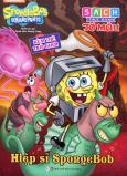 SpongeBob SquarePants - Hiệp Sĩ SpongeBob (Sách Thực Hành Tô Màu)