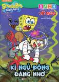 SpongeBob SquarePants - Kì Ngủ Đông Đáng Nhớ (Sách Thực Hành Tô Màu)