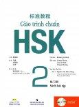 Giáo Trình Chuẩn HSK 2 - Sách Bài Tập (Kèm 1 CD)