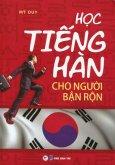 Học Tiếng Hàn Cho Người Bận Rộn