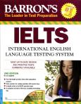 Barron's IELTS International English (Kèm 2 CD) - Tái Bản 2016