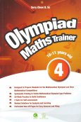 Olympiad Maths Trainer 4 (10 - 11 Years Old)