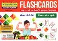 Flashcards Dạy Trẻ Thế Giới Xung Quanh Theo Chủ Đề - Rau, Củ, Quả