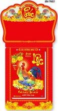 Lịch Bloc Đại Lớn Đặc Biệt (16 x 24) - Bonsai Trà Đạo (Đầu Treo Đinh Dậu Cát Tường)