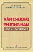 Văn Chương Phương Nam - Một Vài Bổ Khuyết