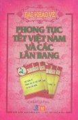 Đặc Khảo Về Phong Tục Tết Việt Nam Và Các Lân Bang