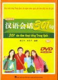 DVD 301 Câu Đàm Thoại Tiếng Trung Quốc - Tập 2