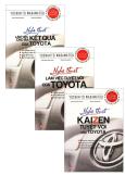 Combo Nghệ Thuật Làm Việc Tuyệt Vời Của Toyota (Bộ 3 Cuốn)