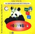 Bộ Sách Từ Vựng Tiếng Anh, Hoa, Việt Dành Cho Bé - Động Vật 2