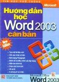 Hướng Dẫn Học Word 2003 Căn Bản