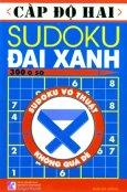 Cấp Độ Hai - Sudoku Đai Xanh 300 Ô số