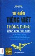 Từ Điển Tiếng Việt Thông Dụng Dành Cho Học Sinh (Bìa Cứng Xanh)