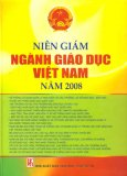 Niên Giám Ngành Giáo Dục Việt Nam Năm 2008