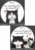 Combo Cuộc Sống Thượng Lưu Của Hoàng Đế Mèo (Bộ 2 Tập) - Kèm Quà Tặng