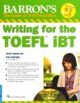 Barron's - Writing For The TOEFL iBT (Kèm 1 CD)