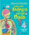 Big Book Of The Body - Cuốn Sách Khổng Lồ Về Cơ Thể Người