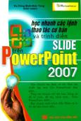 Học Nhanh các Lệnh Thao Tác Cơ Bản Và Trình Diễn Slide Trên PowerPoint 2007