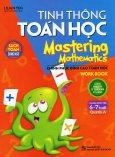 Tinh Thông Toán Học - Mastering Mathematics (Dành Cho Trẻ 6-7 Tuổi) - Quyển A