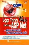 Lập Trình Web Bằng ASP.Net Với Macromedia Dreamweaver MX - Tập 2