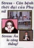 Stress - Căn bệnh thời đại của Phụ nữ