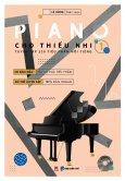 Piano Cho Thiếu Nhi - Tập 1 (Tái Bản 2016) - Tặng Kèm CD