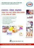 Excel Ứng Dụng Phân Tích Hoạt Động Kinh Doanh Và Tài Chính Kế Toán (Dùng Kèm Đĩa CD)