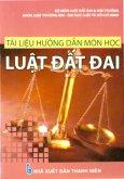 Tài Liệu Hướng Dẫn Môn Học Luật Đất Đai