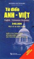 Từ Điển Anh - Việt (340.000 Mục Từ & Định Nghĩa) - Bìa Mềm