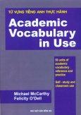 Từ Vựng Tiếng Anh Thực Hành - Academic Vocabulary In Use