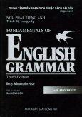 Ngữ Pháp Tiếng Anh Trình Độ Trung Cấp - Fundamentals Of English Grammar
