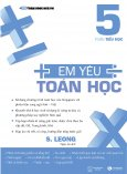 Em Yêu Toán Học - Tập 5 (Song Ngữ Anh - Việt)