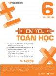 Em Yêu Toán Học - Tập 6 (Song Ngữ Anh - Việt)