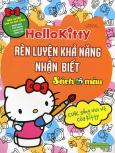 Hello Kitty - Rèn Luyện Khả Năng Nhận Biết (Sách Tô Màu)