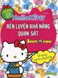 Hello Kitty - Rèn Luyện Khả Năng Quan Sát (Sách Tô Màu)