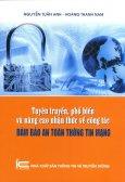 Tuyên Truyền, Phổ Biến Và Nâng Cao Nhận Thức Về Công Tác Đảm Bảo An Toàn Thông Tin Mạng