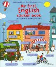 My First English Sticker Book - Sách Sticker Đầu Tiên Của Em