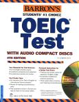 Barron's TOEIC Test 4th Edition (Kèm 3 CD) - Tái Bản 2013