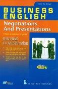 Tiếng Anh Kinh Doanh - Đàm Phán Và Thuyết Trình (Kèm 1 CD)