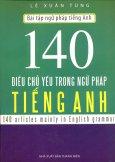 140 Điều Chủ Yếu Trong Ngữ Pháp Tiếng Anh