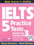 IELTS 5 Practice Tests - Academic Set 3