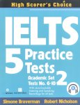 IELTS 5 Practice Tests - Academic Set 2