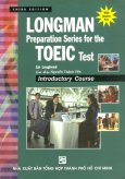 Longman Preparation Series For The Toeic Test - Introductory Course