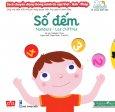 Sách Chuyển Động Thông Minh Đa Ngữ Việt - Anh - Pháp: Số Đếm