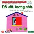 Sách Chuyển Động Thông Minh Đa Ngữ Việt - Anh - Pháp: Đồ Vật Trong Nhà