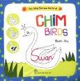 Học Tiếng Anh Qua Hình Tự Vẽ - Chim