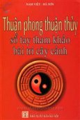 Thuận Phong Thuận Thuỷ - Sổ Tay Tham Khảo Bài Trí Cây Cảnh